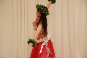 Hula-hula dans